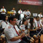 Filarmónica a dar música…